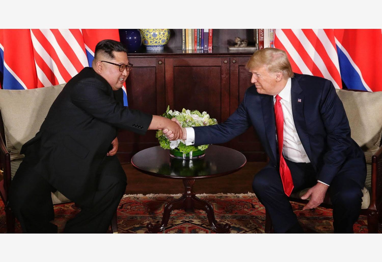 अमेरिका-उत्तर कोरिया शिखरवार्ता :  सीमित उपलब्धि, प्रतीकात्मक सन्देश