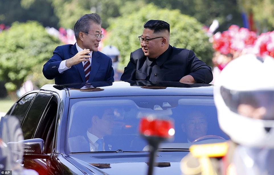 उत्तर र दक्षिण कोरियाको मिलनमा अमेरिकाको के काम ?