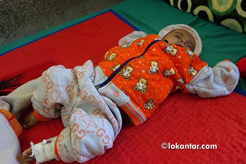 कान्ति अस्पतालको बेहाल : प्याथोलोजिस्ट नहुँदा ५ महिने शिशुलाई हचुवामा क्यान्सरको उपचार