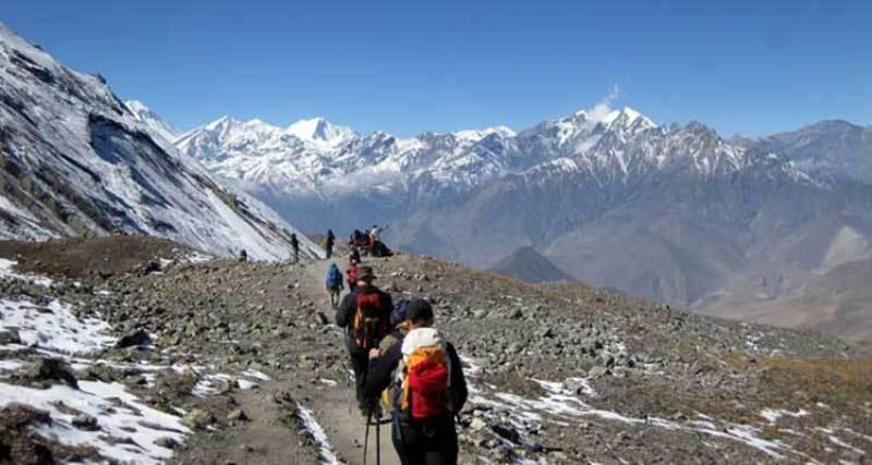 पदयात्रा मार्गमा बाह्यभन्दा आन्तरिक पर्यटक बढी