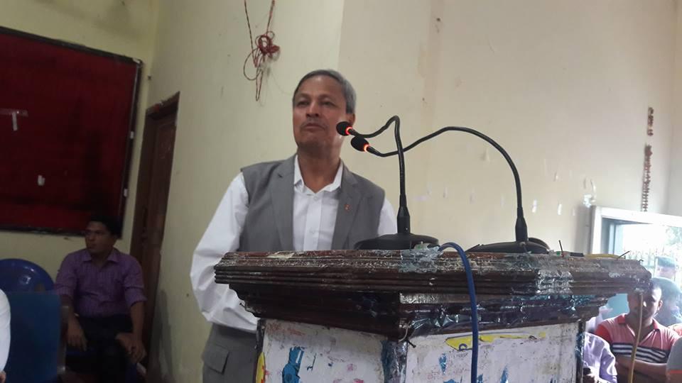 भीम रावलको कवि रूप, कार्यकर्ता चकित