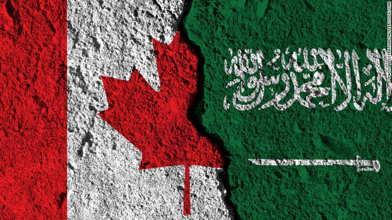 क्यानाडा-साउदी सम्बन्ध : के ट्वीटरले मात्र बिगारेको हो ?
