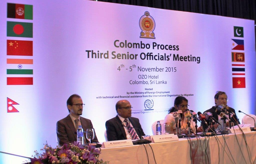 कोलम्बो प्रोसेस बैठकको तयारी पूरा, १ करोड ४१ लाख खर्च लाग्ने