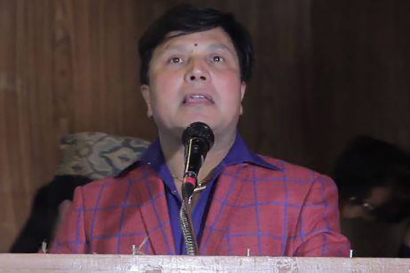 दीपकराज भन्छन्– 'प्रविधिमा प्रतिस्पर्धा गर्न सक्दैनौं, कथा र प्रस्तुतिमा अब्बल छौं'