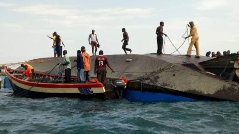 तान्जिनियामा डुंगा दुर्घटना हुँदा ४० जनाको मृत्यु