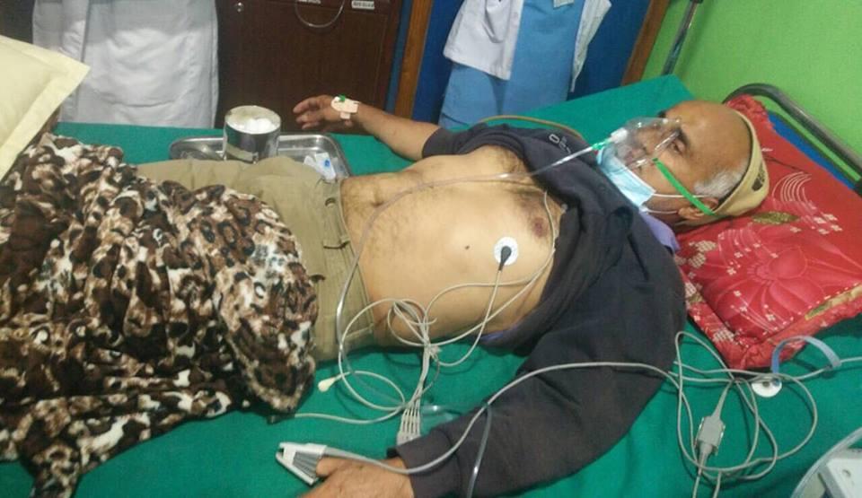 डाक्टर केसीलाई मेट्न पुगे वैद्य, यसकारण स्वास्थ्यमा खतरा