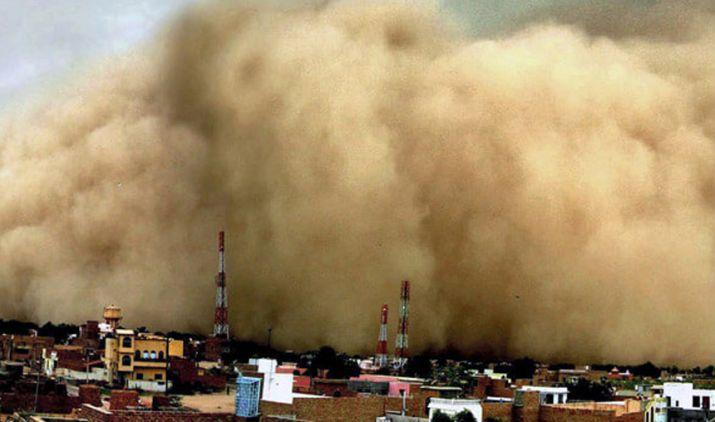 नेपालको वायुमण्डलमा बाँकी छ भारतीय धूलो, क्यान्सरको जोखिम