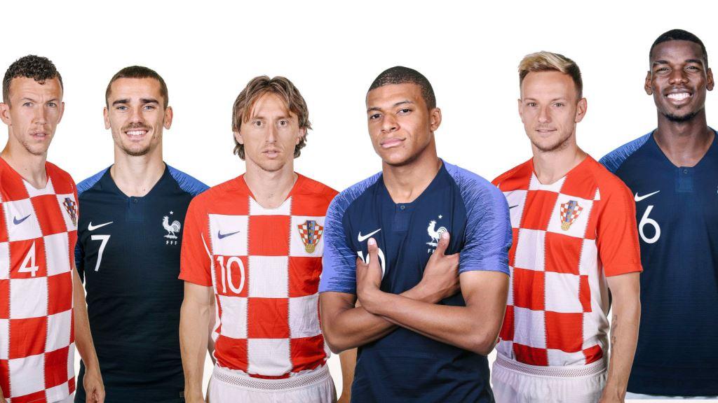 विश्वकप फुटबल : फ्रान्स इतिहास दोहोर्याउने र क्रोएसिया नयाँ इतिहास रच्ने दाउमा