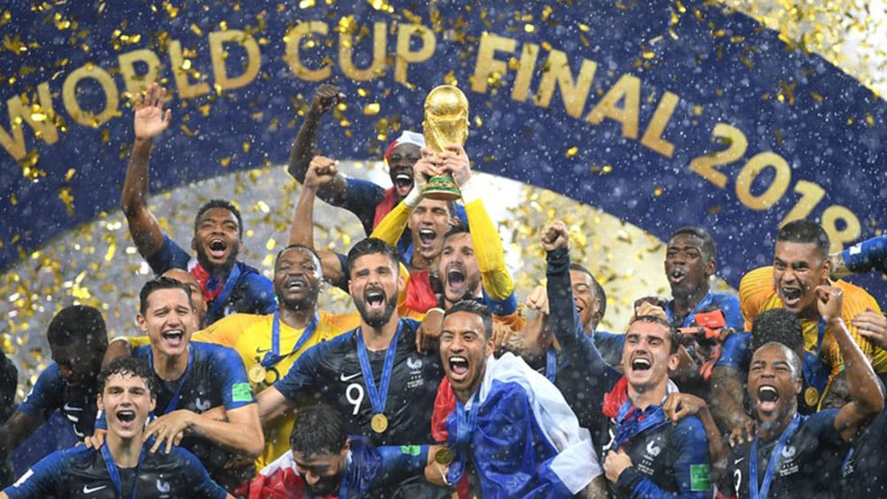 विश्वकप विजेता फ्रान्ससँगै कुन टिमले कति रकम पाए ?