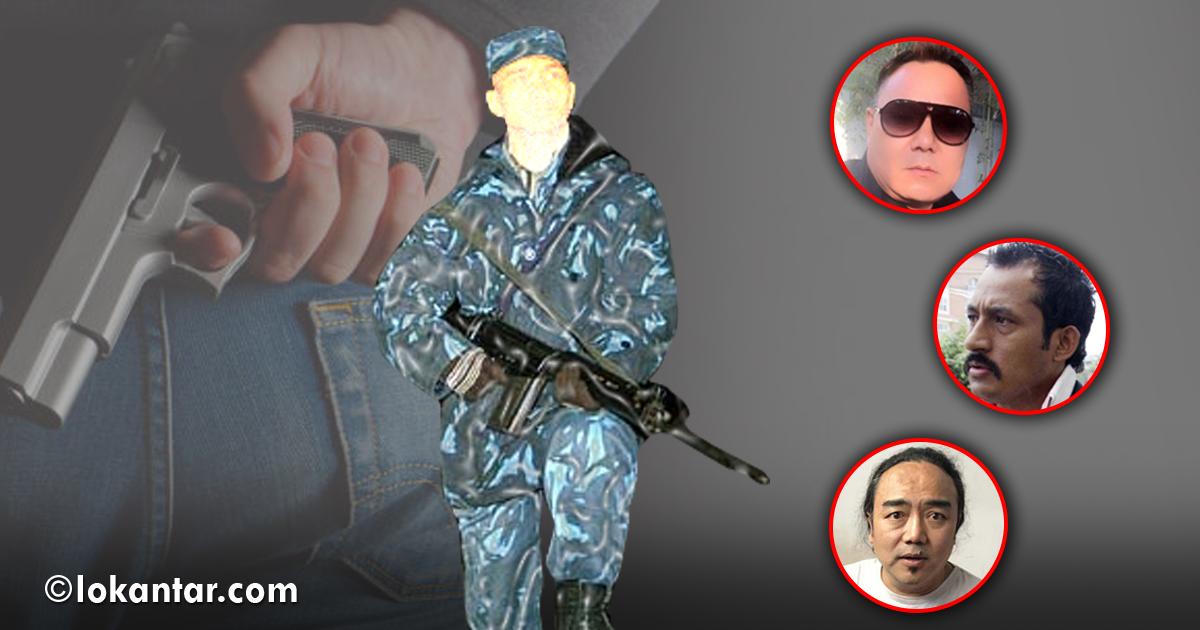 राजधानी अब 'गुण्डामुक्त' हुने, २५० 'गुण्डा'विरुद्ध एक्सन लिँदै प्रहरी