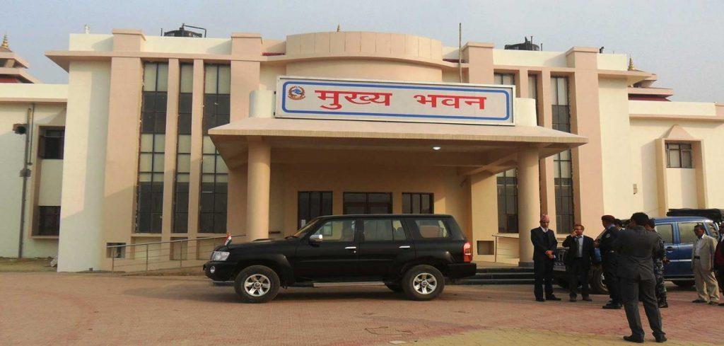भारतीयको झूर काम : वीरगन्जमा संयुक्त चौकीको भवन ३ महिनामै चुहियो
