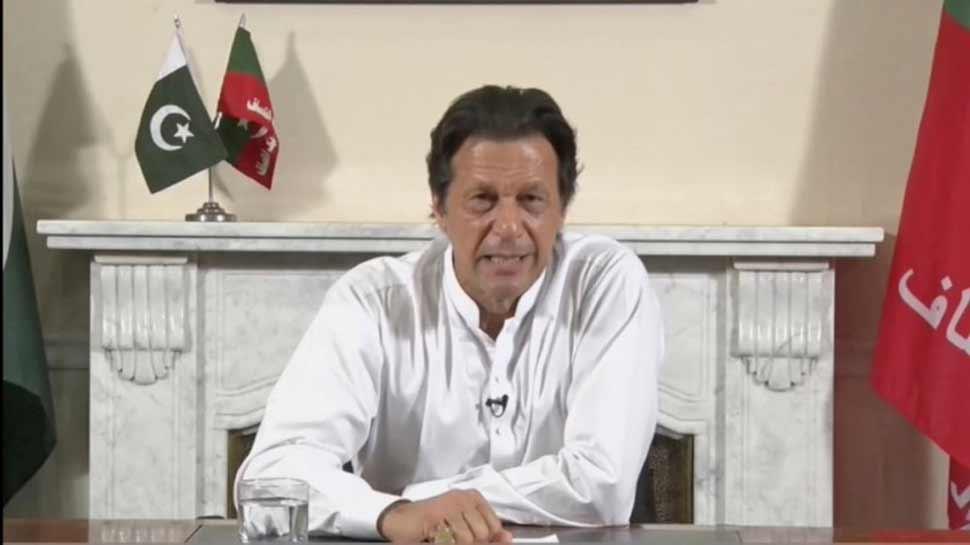 पाकिस्तानी समकक्षी इमरान खानलाई प्रधानमन्त्री ओलीको बधाई