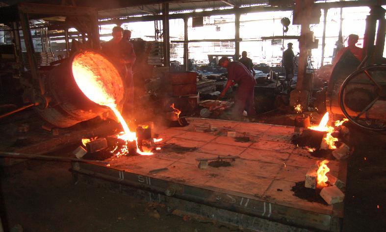 बन्द हुँदै लाखौँ मूल्यका धातुको सामग्री उत्पादन गर्ने उद्योग