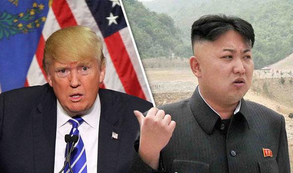 ट्रम्पको प्रतिक्रियालाई लिएर उत्तर कोरिया आक्रोसित