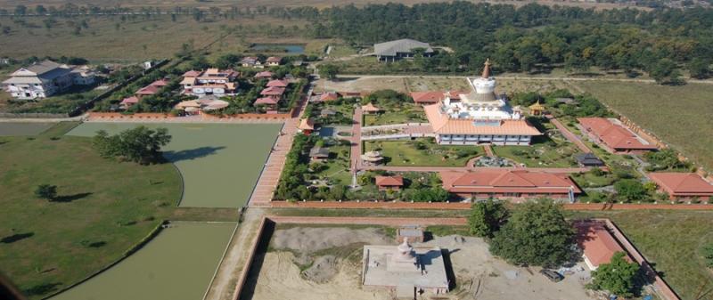 'कछुवा गतिमा' लुम्बिनी गुरुयोजना : ४० बर्षमा कति भयो काम ?