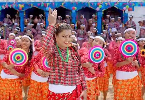 मालिकाको 'हल्का माया के माया' गीत रिलिज