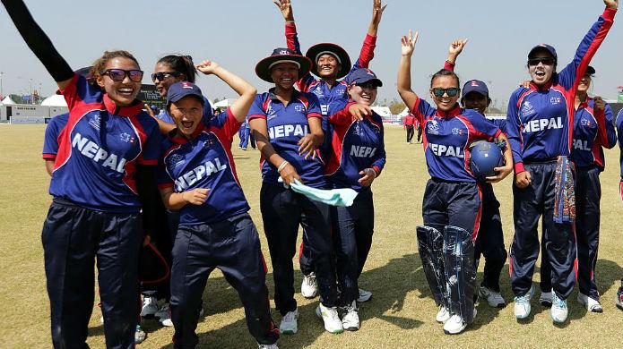 एशिया छनोट क्रिकेटमा नेपाले मलेिसयालार्इ हरायो