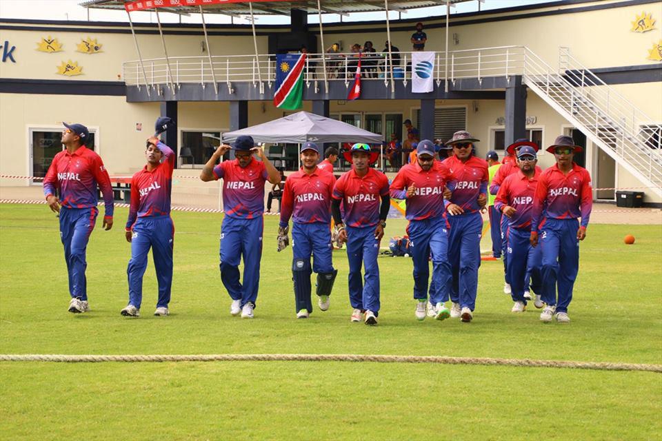 विश्वककप क्रिकेटको छनोट चरणमा नेपालको पहिलो खेल जिम्बावेसँग