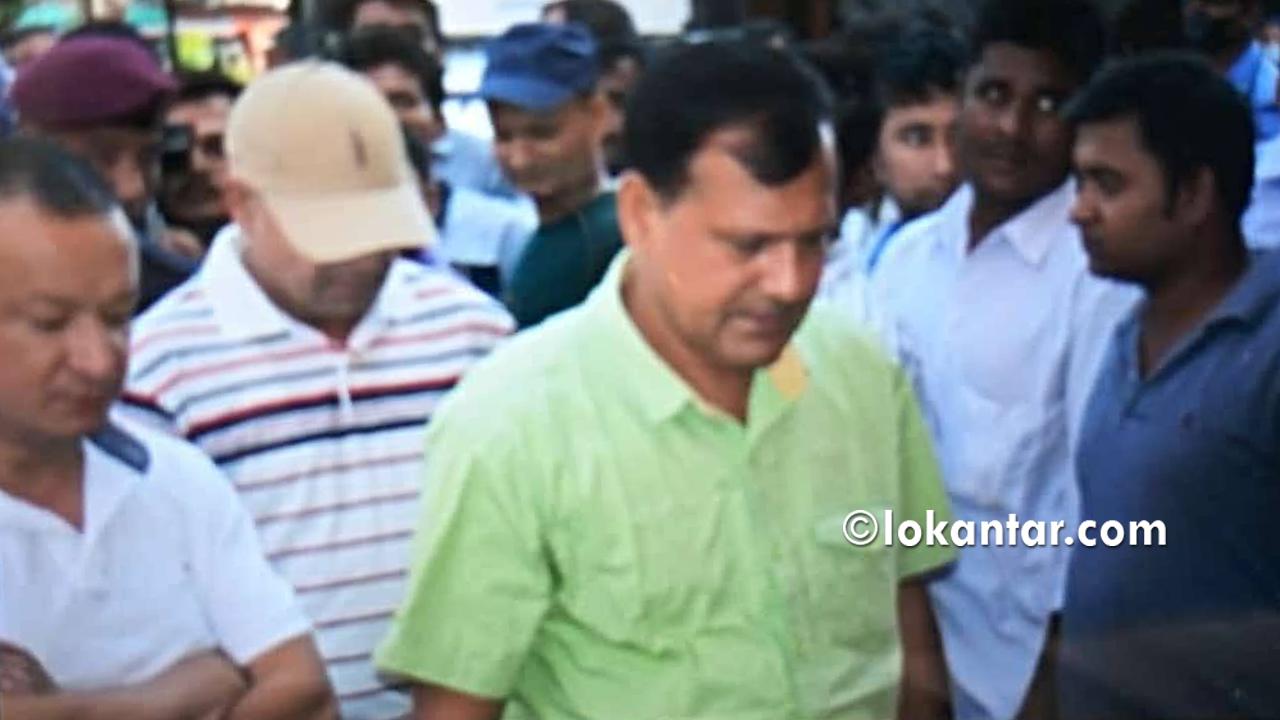 ३३ किलो सुन प्रकरण : एसएसपी लोहनीसहित २९ अभियुक्त अदालतमा