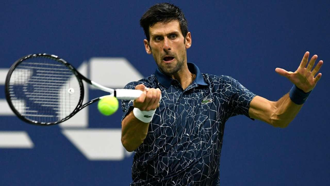 जोकोभिच सांघाई मास्टर्स टेनिसको फाइनलमा