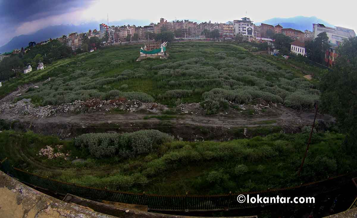 काठमाडौंलाई 'गिज्याउँदै' रानीपोखरी !  [फोटोफिचर]