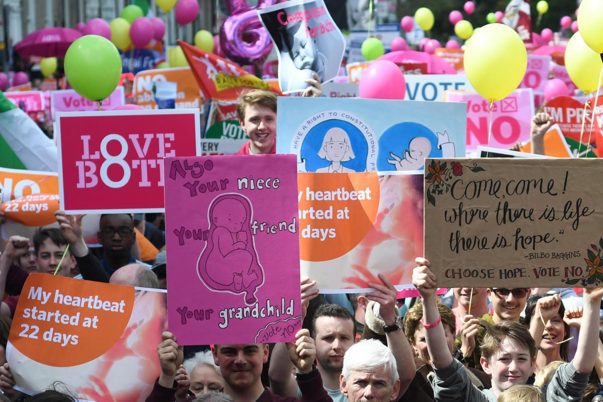गर्भपतनबारे जनमत संग्रह : युरोपको अभ्यास, अन्यत्रका लागि सन्देश