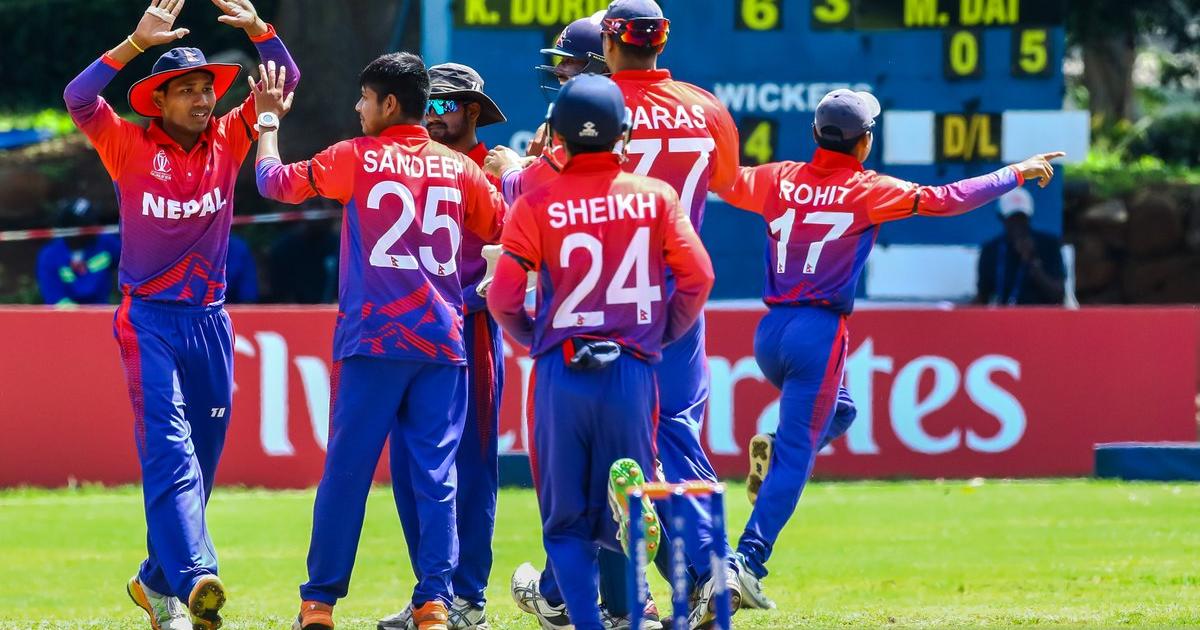 आईसीसी विश्वकप छनोट : सातौं स्थानका लागि नेपाल र नेदरल्याण्ड्स भिड्दै