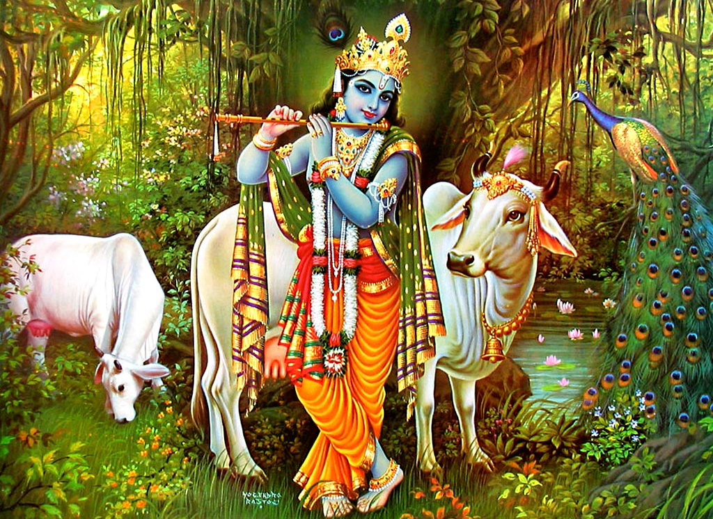 भगवान कृष्णको रहस्य, किन कहिल्यै बृद्ध देखिएनन् ?