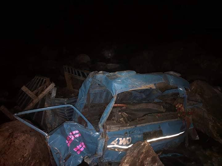 नुवाकोट दुर्घटनाः २० मृतकका परिवारलाई राहत रकम उपलब्ध गराइयो