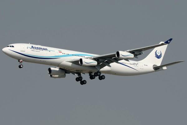 ६६ यात्रु बोकेको इरानी विमान दुर्घटनाग्रस्त