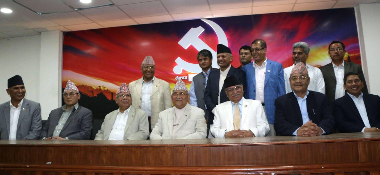 नेकपा स्थायी कमिटी बैठक आज, कडा रुपमा प्रस्तुत हुने असन्तुष्ट नेताहरूको तयारी