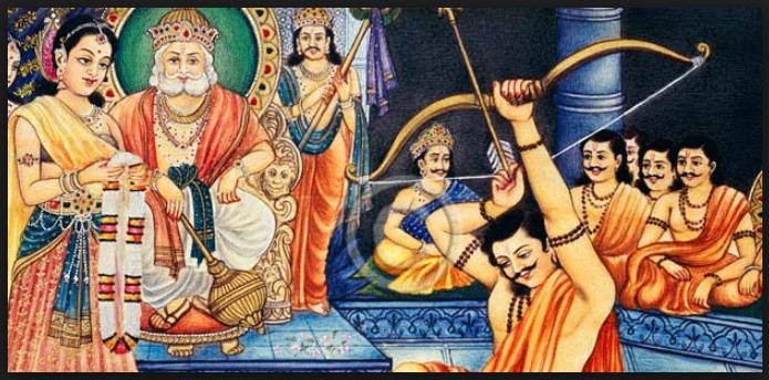 महाभारतको अनौठो प्रेमकथाः पाण्डव दाजुभाईसँग विवाह गर्नुभन्दा पहिले अर्कै पुरुषको प्रेममा थिइन् द्रौपदी