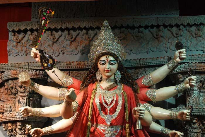 दुर्गाका प्रतिमामा आज आँखाको नानी थपिने