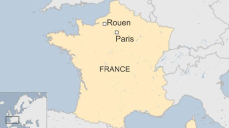 तातो हावाका कारण फ्रान्समा एक हजार पाँच सयको मृत्यु