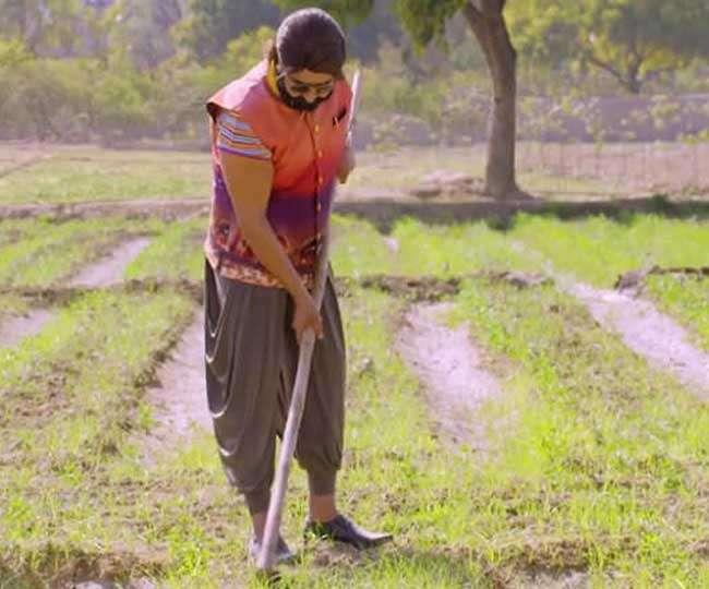 जेलमा खेती गर्दैछन् राम रहीम, उब्जाए आलु र तरकारी