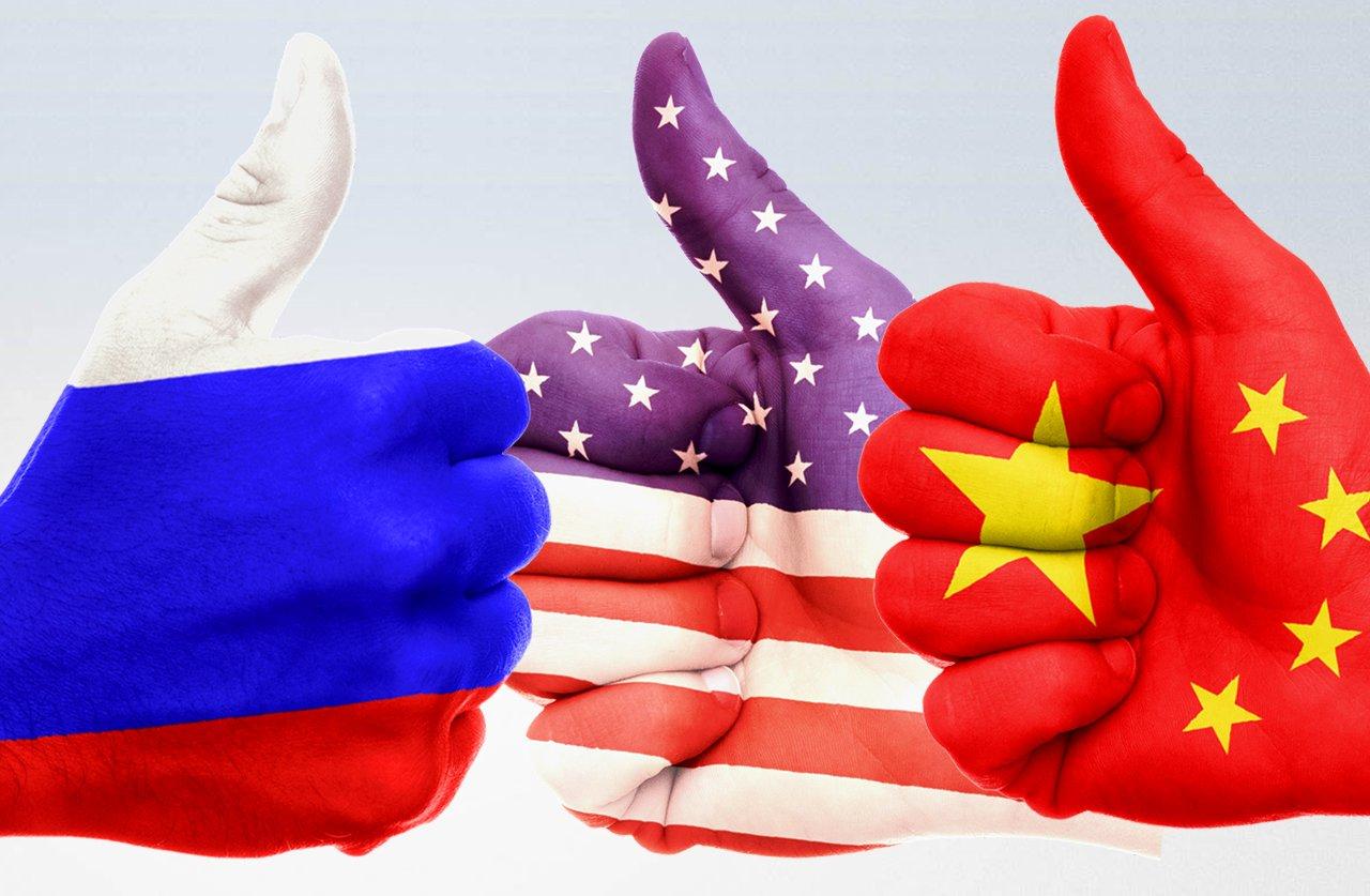 विश्व राजनीतिमा अमेरिकी प्रभावको क्षयीकरण