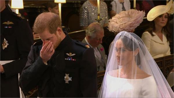 आफ्नै बिहेमा किन रोए राजकुमार ह्यारी ? (भिडियो)