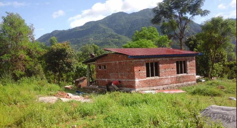 भूकम्प गएको तीन वर्ष बितिसक्दा पनि बनेन विद्यालय भवन