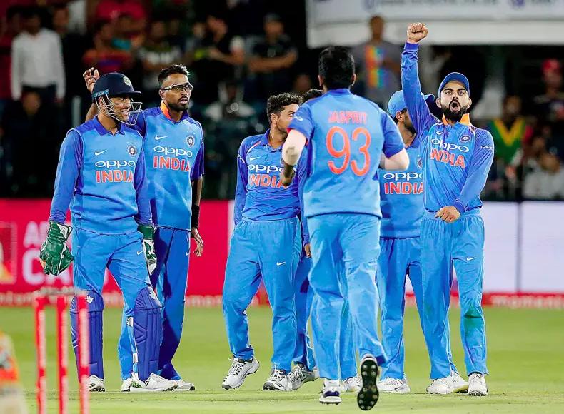 सेन्चुरियनमा भएको वान डे क्रिकेट भारतको पोल्टामा, कोहलीले रचे इतिहास
