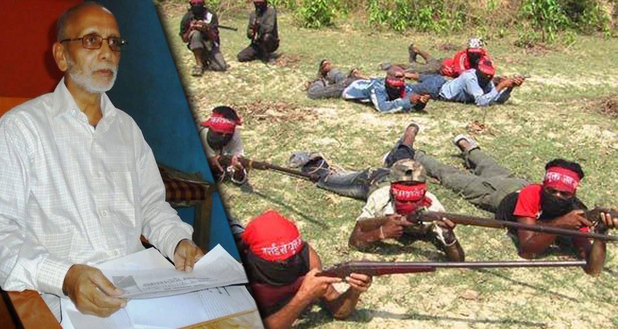 टाउको उठाउन खोज्दै गोइत समूह, आतंक सृजना गर्न दुई जिल्लामा विस्फोटका घटना