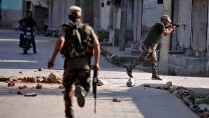 काश्मीरमा भएको भिडन्तमा भारतीय सैनिक सहित ६ जनाको मृत्यु