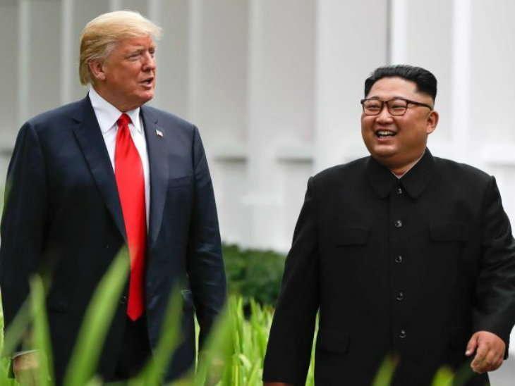 उत्तर कोरियाका नेता किमलाई सुझाव : ट्रम्पसँग पुनः वार्ता