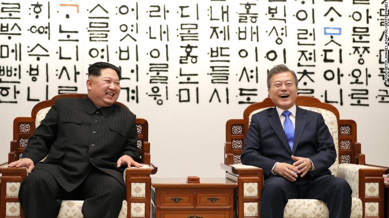 दुई कोरियाको चर्चित भेट–विश्व पर्ख र हेरको स्थितिमा