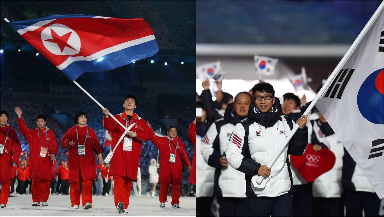 दुई कोरियाले ओलम्पिकमा सहभागिता जनाउने विषयमा स्वागत