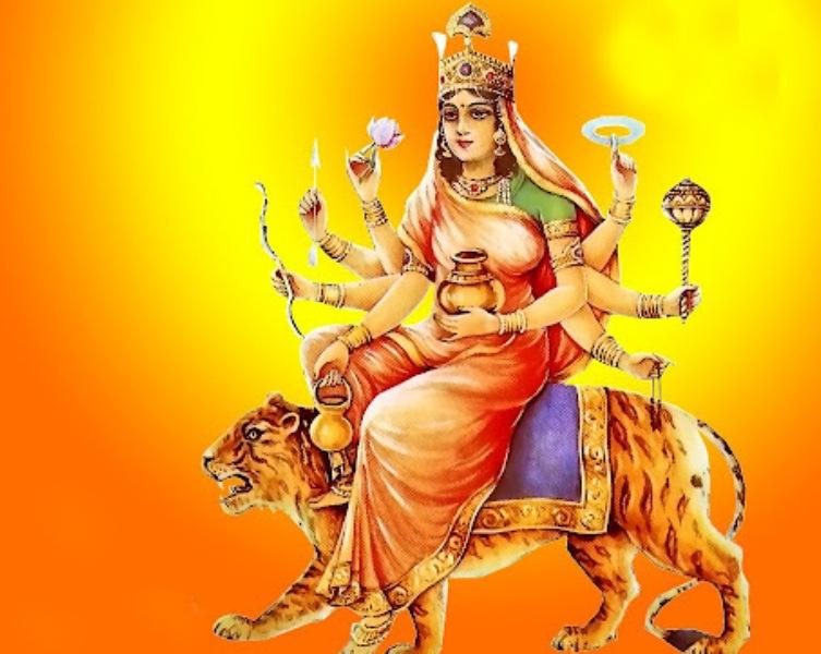 आज नवरात्रको चौथो दिन : कुष्माण्डा देवीको पूजा गरिँदै
