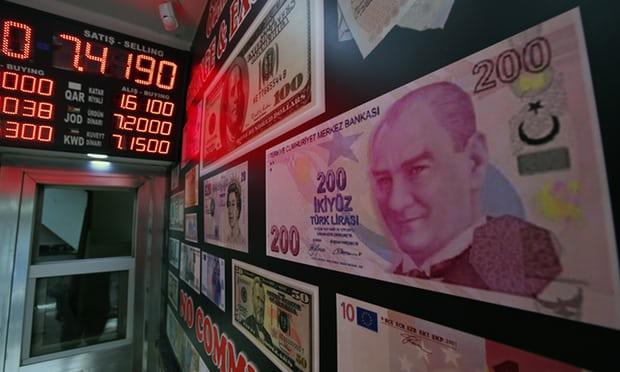 टर्कीको मुद्रा उकास्नका लागि कतारले १५ अर्ब डलर ऋण दिने