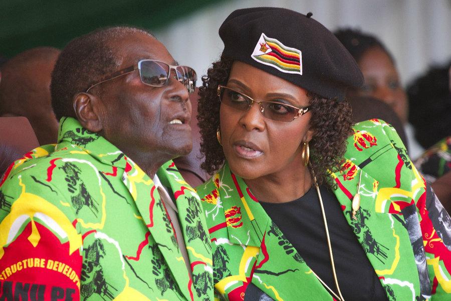 मुगाबेको राजीनामापछि तानाशाहहरूको भविष्य असुरक्षित