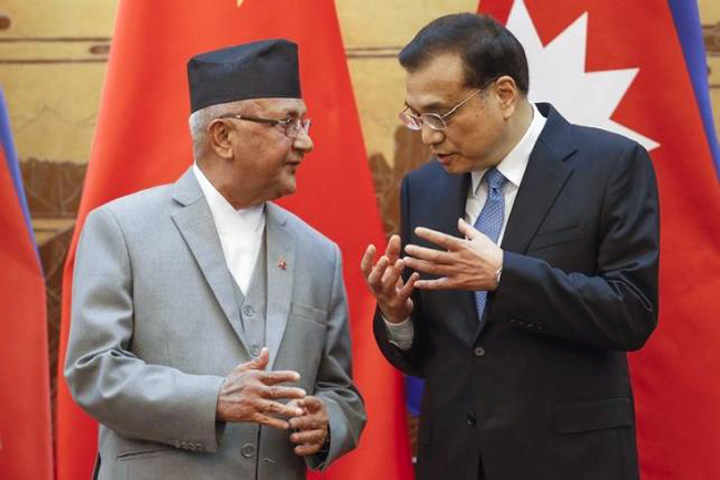 नेपाल र चीनबीच ऊर्जा सहकार्यका लागि उच्चस्तरीय संयन्त्र बन्ने