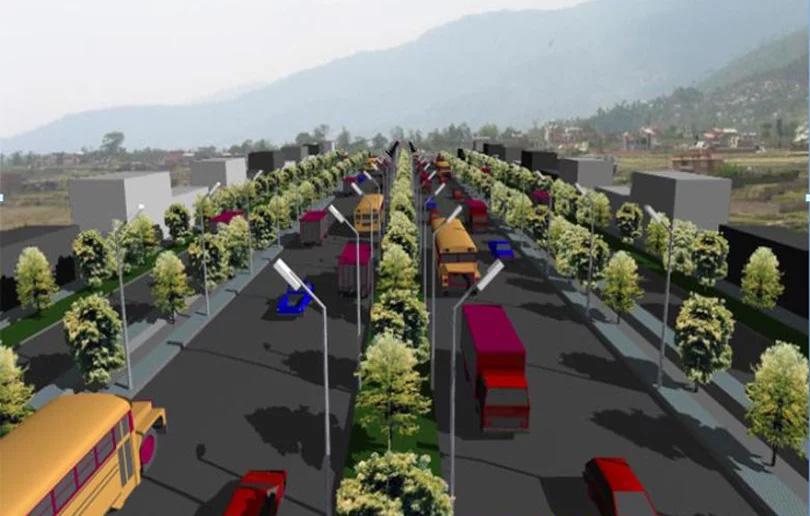 काठमाडौंमा बाहिरी चक्रपथ बन्ने पक्का, निर्माणका लागि जग्गा प्राप्तिको प्रक्रिया शुरु