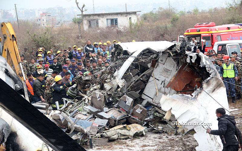 विमान दुर्घटनाका घाइते बंगलादेशी नागरिक याकुबको अवस्था चिन्ताजनक